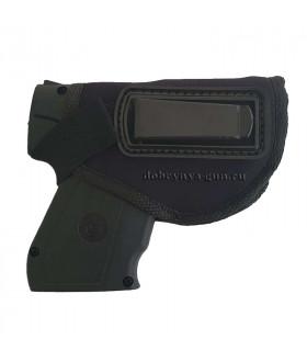 Кобура поясная скрытого ношения для аэрозольного пистолета Добрыня